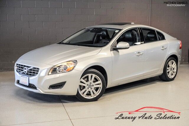 2012_Volvo_S60 T5_4dr Sedan_ Chicago IL