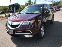 2013 Acura MDX AWD Technology Package Auburn MA