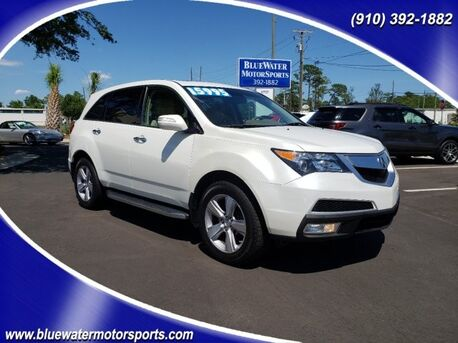 2013_Acura_MDX_Tech Pkg_ Wilmington NC