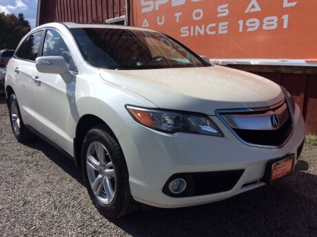 2013 Acura RDX 6-Spd AT AWD w/ Technology Package Spokane WA