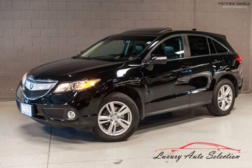 2013 Acura RDX Tech Package AWD 4dr SUV Chicago IL