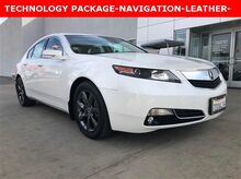 2013_Acura_TL_3.5_ Palm Springs CA