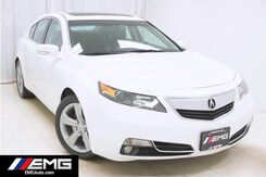 2013_Acura_TL_SH-AWD Technology Navigation Sunroof Backup Camera 1 Owner_ Avenel NJ