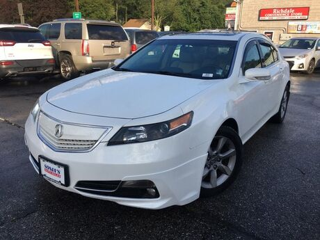 2013 Acura TL Tech Worcester MA