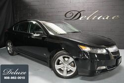 Acura TL Technology SH-AWD, Navigation System, Rear-View Camera, Heated Seats, Power Sunroof, 18-Inch Alloy Wheels, 2013