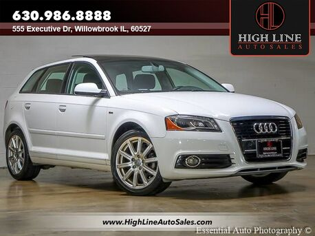 2013_Audi_A3_Premium Plus_ Willowbrook IL