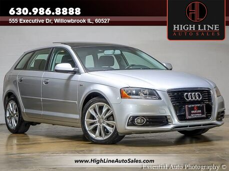2013_Audi_A3_Premium_ Willowbrook IL