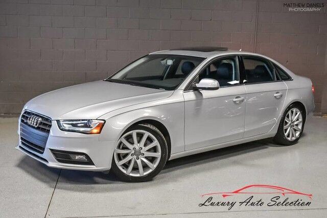 2013_Audi_A4 2.0 Quattro Premium Plus_4dr Sedan_ Chicago IL
