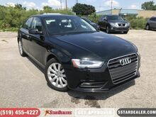 2013_Audi_A4_2.0T   LEATHER   ROOF   HEATED SEATS_ London ON