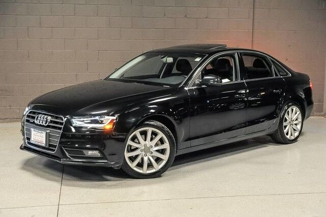 2013_Audi_A4 2.0T Quattro Premium Plus_4dr Sedan_ Chicago IL