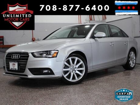 2013 Audi A4 Premium Plus NAVI BACKUP CAMERA HEATED SEATS SUNROOF Bridgeview IL