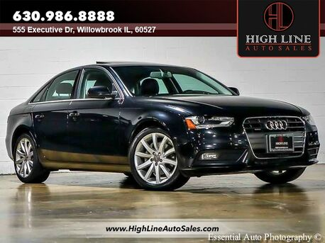 2013_Audi_A4_Premium Plus_ Willowbrook IL