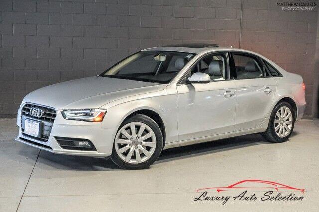 2013_Audi_A4 Quattro Premium_4drSedan_ Chicago IL