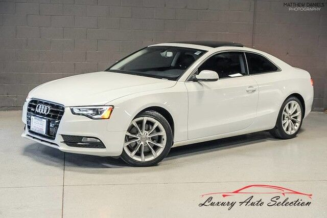 2013_Audi_A5 2.0T Quattro Premium Plus_2dr Coupe_ Chicago IL