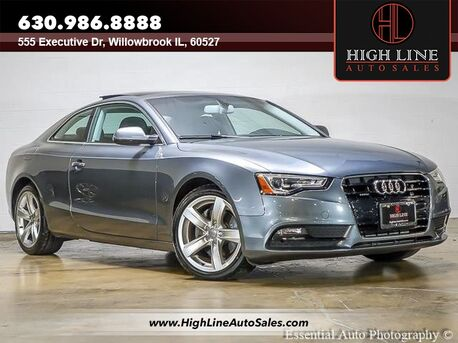 2013_Audi_A5_Premium Plus_ Willowbrook IL