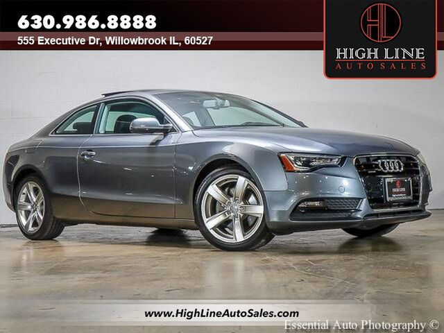 2013 Audi A5 Premium Plus Willowbrook IL