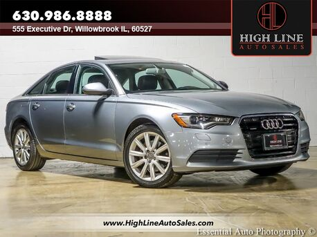 2013_Audi_A6_2.0T Premium Plus_ Willowbrook IL