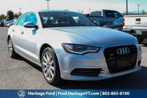 2013 Audi A6 2.0T Premium Plus South Burlington VT