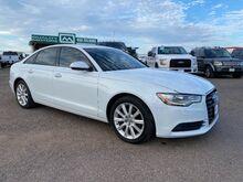 2013_Audi_A6_2.0T Premium Sedan FrontTrak Multitronic_ Laredo TX
