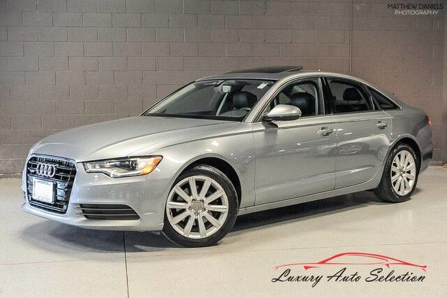 2013_Audi_A6 2.0T Quattro Premium Plus_4dr Sedan_ Chicago IL