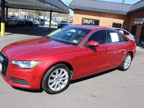 2013 Audi A6 2.0T quattro Premium Plus Roanoke VA