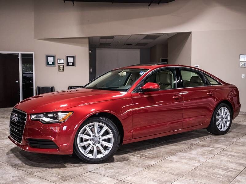 2013_Audi_A6 Premium Plus Quattro_4dr Sedan_ Chicago IL