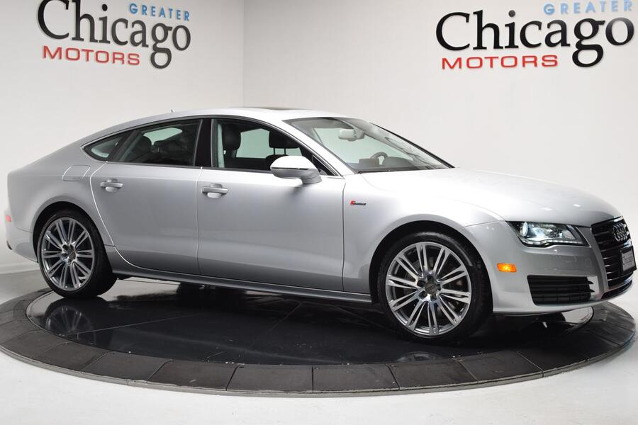 2013_Audi_A7_3.0 Premium Plus_ Chicago IL