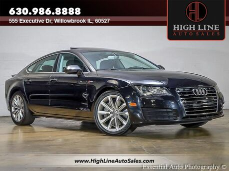 2013_Audi_A7_3.0 Premium Plus_ Willowbrook IL