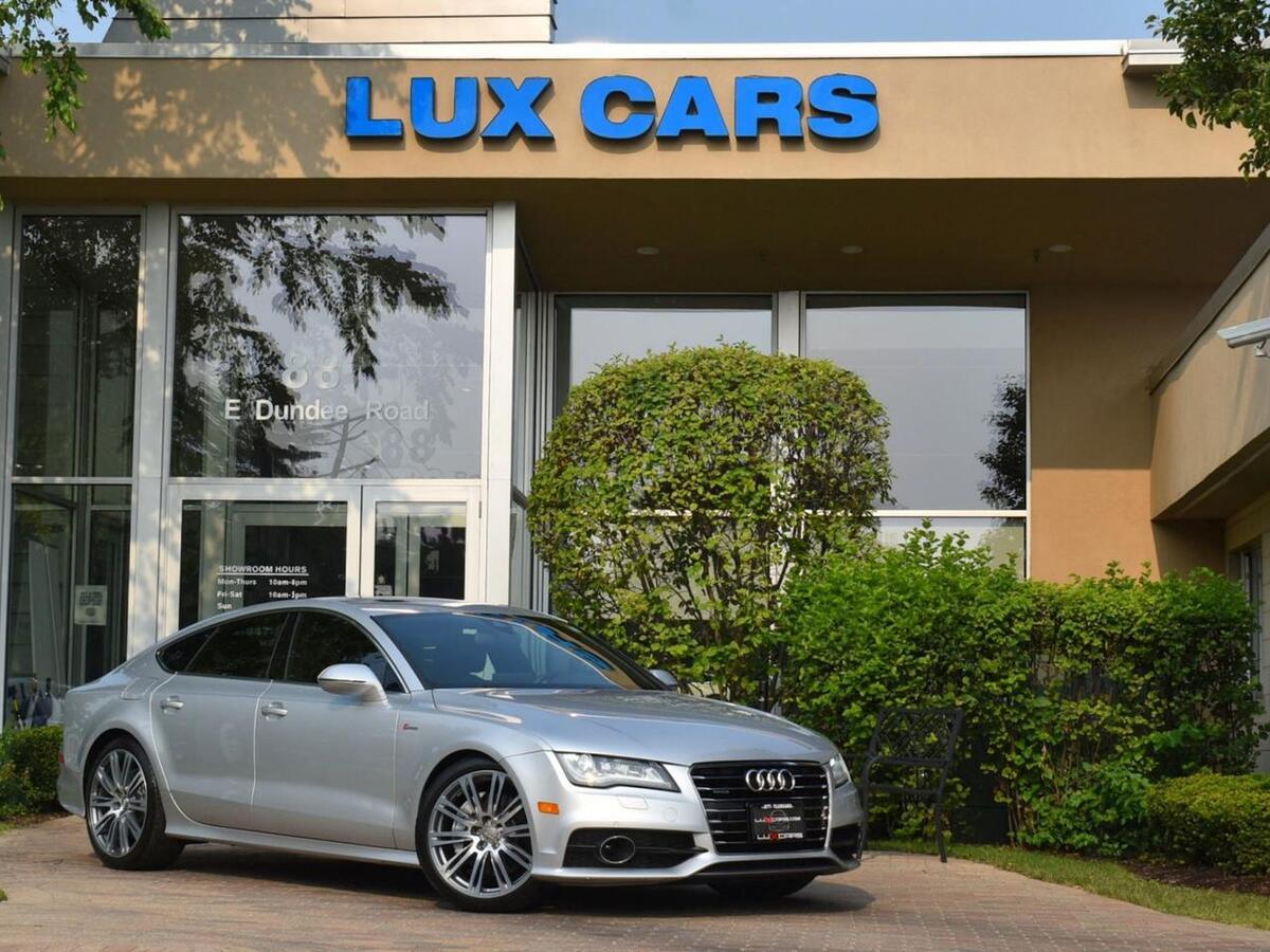 2013_Audi_A7_3.0T Prestige Sport Nav Quattro MSRP $72,470_ Buffalo Grove IL