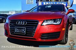 2013_Audi_A7_Premium Plus / Quattro AWD / Supercharged / Front & Rear Heated Leather Seats / Heated Steering Wheel / Sunroof / Navigation / Bose Speakers / Blind Spot Assist / Bluetooth / Back-Up Camera / 28 MPG / Only 4k Miles_ Anchorage AK