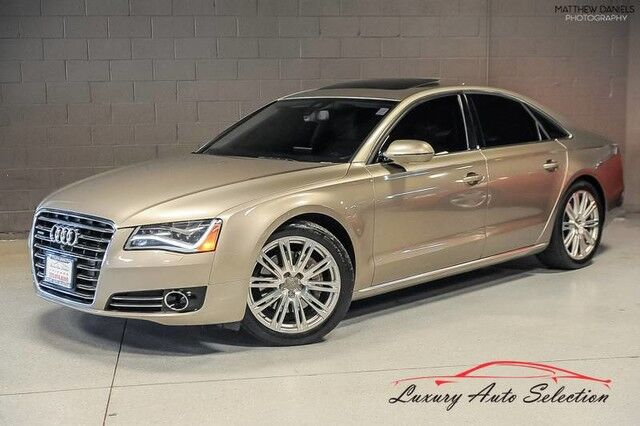 2013 Audi A8 3.0 Quattro 4dr Sedan Chicago IL