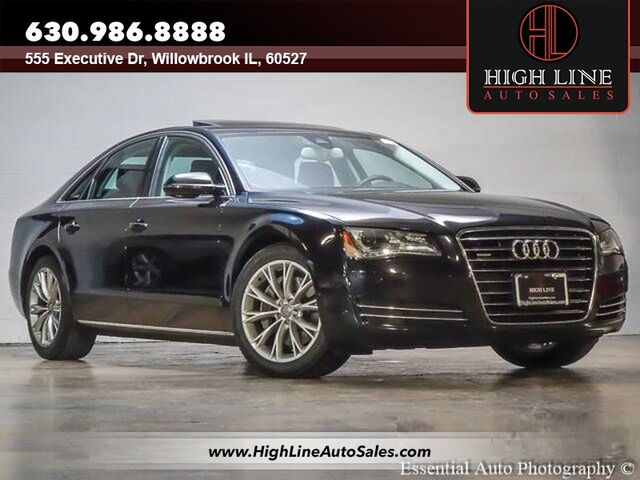 2013 Audi A8 3.0L Willowbrook IL
