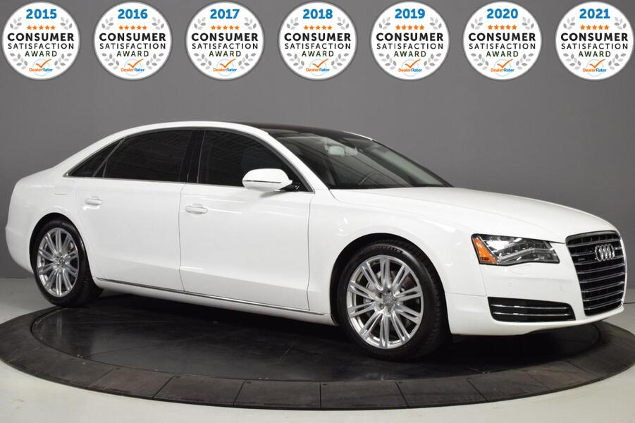 2013_Audi_A8 L_3.0L_ Glendale Heights IL