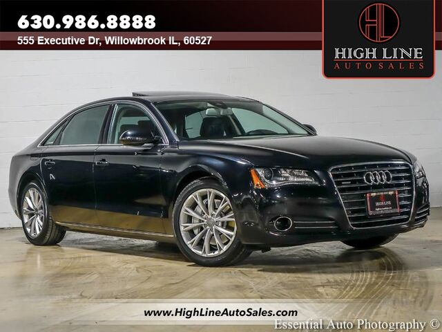 2013 Audi A8 L 3.0L Willowbrook IL
