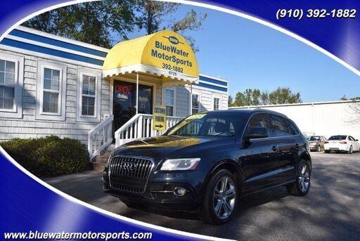 2013_Audi_Q5_Premium Plus_ Wilmington NC
