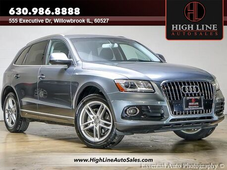 2013_Audi_Q5_Premium_ Willowbrook IL