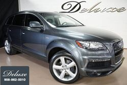 Audi Q7 3.0T S Line Prestige Quattro, Navigation System, Rear-View Camera, Audi Side Assist, Bluetooth Streaming Audio, Bose Surround Sound, Ventilated Leather Seats, Panorama Sunroof, 20-Inch Alloy Wheels, 2013