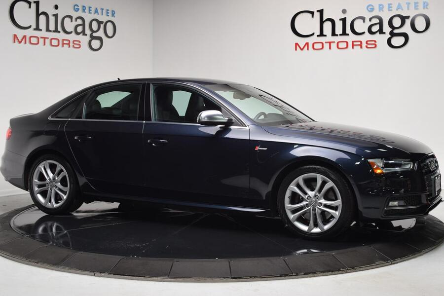 2013_Audi_S4_Premium Plus_ Chicago IL