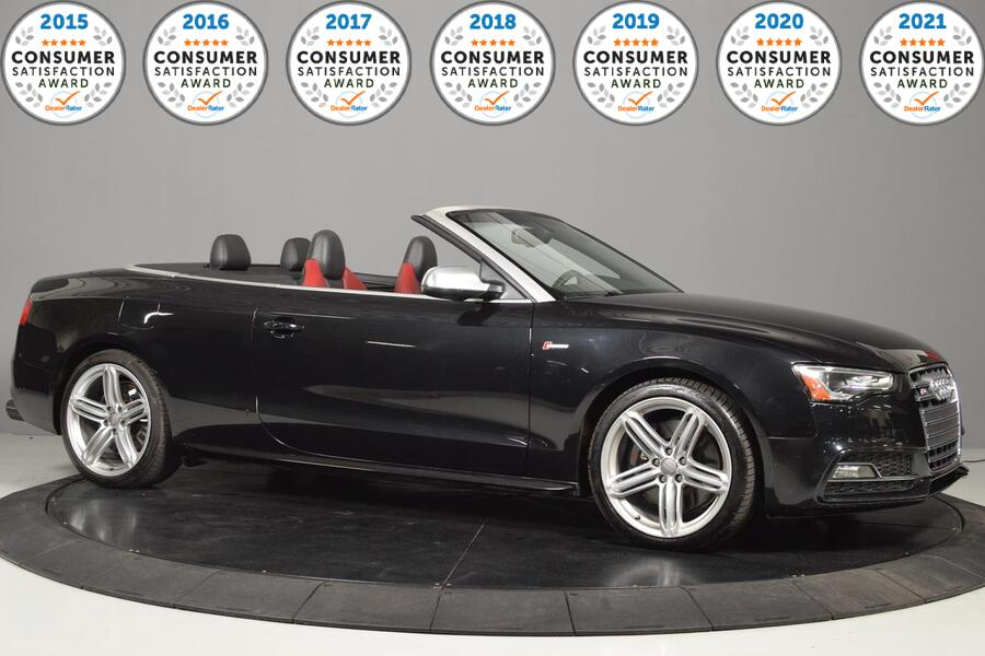 2013_Audi_S5_Premium Plus_ Glendale Heights IL