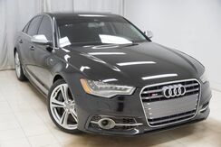 2013_Audi_S6_quattro Prestige Navigation Drivers Assist Sunroof Backup Camera_ Avenel NJ