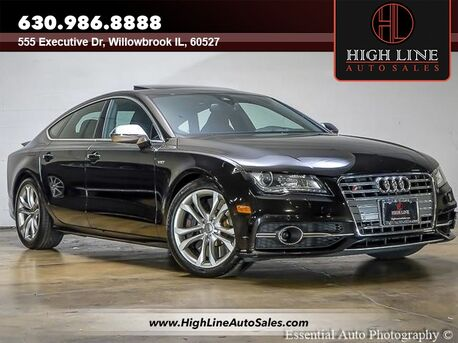 2013_Audi_S7_Prestige_ Willowbrook IL