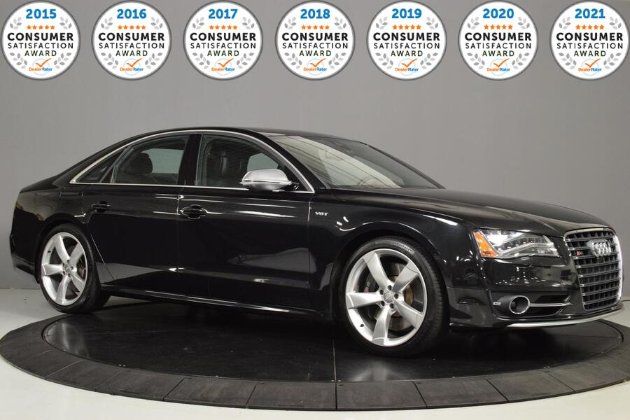 2013_Audi_S8__ Glendale Heights IL