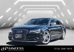 Audi S8 Fresh Trade Msrp $126,000! 2013