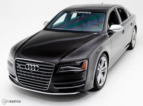 2013 Audi S8 Quattro Seattle WA