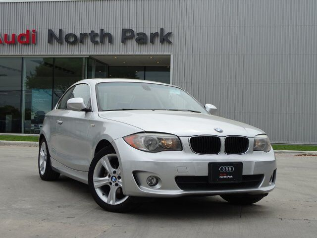 2013 BMW 1 Series 128i San Antonio TX