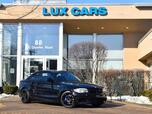 2013 BMW 135i Coupe M-Sport Premium MSRP $46,300