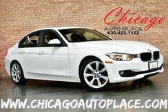 2013_BMW_3 Series_320i - M-SPORT PACKAGE 2.0L TWINPOWER TURBO I4 ENGINE 6-SPEED MANUAL PREMIUM PACKAGE REAR WHEEL DRIVE BLACK LEATHER HEATED SEATS KEYLESS GO BLUETOOTH AUDIO STREAMING_ Bensenville IL