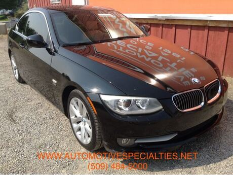 2013 BMW 3-Series 328i xDrive Coupe Spokane WA