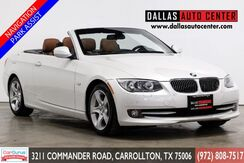 2013_BMW_3-Series_335i Convertible_ Carrollton TX