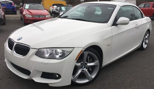 2013 BMW 3-Series 335i Convertible Charlotte and Monroe NC